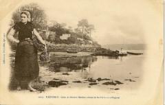 Retour de la pêche aux coques - Combrit