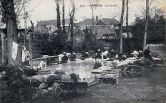 Lavoir Lanmeur - Lanmeur