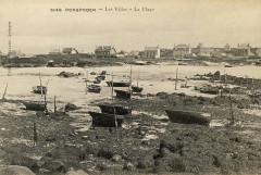 Plage de Porspoder vers 1930 - Porspoder