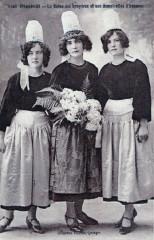 Plozévet Reine bruyère 1926 - Plozévet