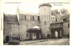 Riec château porte neuve - Riec-sur-Bélon