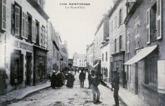 Saint-Renan Grand'Rue Villard - Saint-Renan