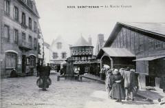 Saint-Renan Marché couvert Villard - Saint-Renan