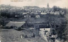 Saint-Renan vers 1920 Villard - Saint-Renan