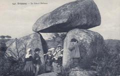 Trégunc Le grand dolmen - Trégunc