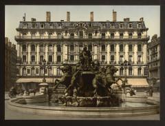 Bartholdi Fountain, Lyons, France-LCCN2001698432 69 Lyon