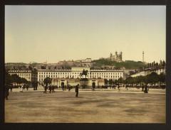 Bellecour Place, Lyons, France-LCCN2001698426 69 Lyon