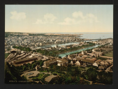 General view from fort du Roule, Cherbourg, France-LCCN2001697636 50 Cherbourg-en-Cotentin