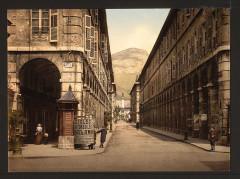 Rue de Boigne, Chambéry, France-LCCN2001697550 - Chambéry