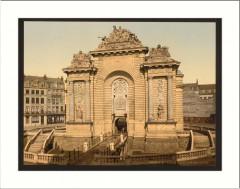 The Paris Gate Lille France - Lille