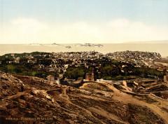 Flickr - …trialsanderrors - Marseille and the islands of the Frioul archipelago, ca. 1895 - Marseille 7e Arrondissement