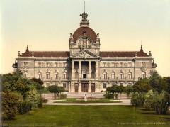 Kaiserpalast 1900 - Strasbourg