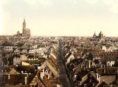 Flickr - …trialsanderrors - Strasbourg, Alsace, ca. 1895 - Strasbourg