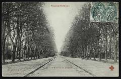 Carte postale - Meudon - Meudon-Bellevue - L'Avenue du Château - Meudon