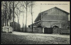 Carte postale - Meudon - Parc Aérostatique (entrée Forêt de Meudon) - Meudon