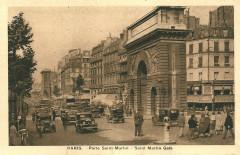 Porte Saint-Martin - Paris 3e