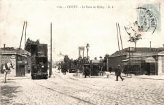 La Porte de Clichy 75 Paris 17e