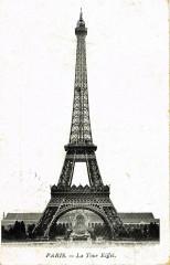 La Tour Eiffel - Paris 7e