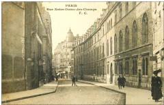 Rue Notre-Dame-des-Champs - Paris 6e