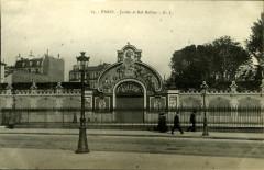 Jardin et Bal Bullier - Paris 5e