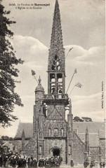 Le Pardon de Rumengol L'Eglise et le Cloche - Le Faou