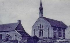 Lesconil Chapelle Sainte-Anne - Plobannalec-Lesconil