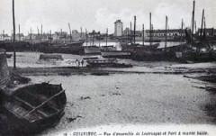 Lestriagat au début du XXe siècle - Guilvinec