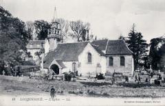 Locquenolé carte postale ancienne - Locquénolé