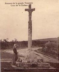 Locronan Grande Troménie Croix de Saint-Théleau - Locronan