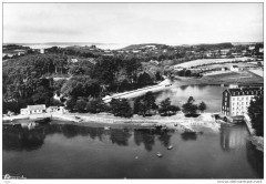 Moulin Mer, port et étang - Logonna-Daoulas