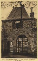 Portail du Manoir de Keranmoal - Châteauneuf-du-Faou