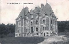 Pratulo le château moderne - Cléden-Poher