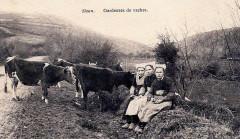 Sizun Gardeuses de vaches - Sizun