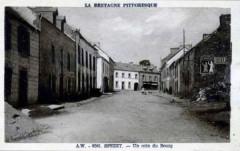 Spézet vers 1900 - Spézet