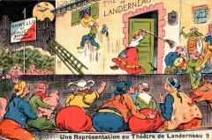 Une Représentation au Théâtre de Landerneau - Landerneau