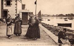 Ile-Tudy Dentellières - Île-Tudy