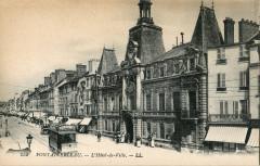 Ll 252 - Fontainebleau - L'Hotel-de-Ville - Fontainebleau