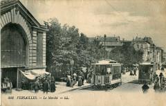 Le Marché - Versailles