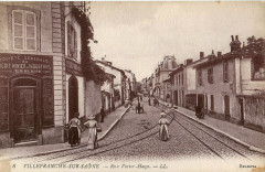 Ll 8 Selecta - Villefranche-sur-Saone - Rue Victor-Hugo - Villefranche-sur-Saône