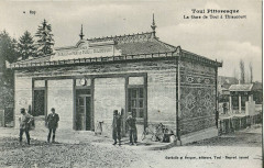 Gardolle et Briquet 827 - Toul Pittoresque - La Gare de Toul à Thiaucourt - Toul