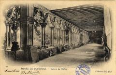11. Musée de Toulouse. Galerie du Cloître. Collections Nd Phot. - FRAC31555 9Fi1832 - Toulouse