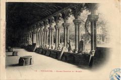 13. Toulouse. Grand cloître du musée. - FRAC31555 9Fi0529 - Toulouse