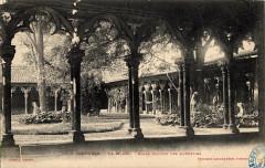 13. Toulouse. Le Musée. Grand cloitre des Augustins. - FRAC31555 9Fi0531 - Toulouse