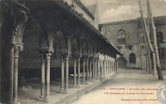 143. Toulouse. Cloître des Jacobins. Vue extérieure (Lycée de Toulouse). - FRAC31555 9Fi2509 - Toulouse