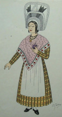 Costume de Troyes - Troyes