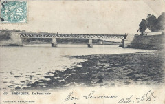 Pont noir 1894 - Tréguier