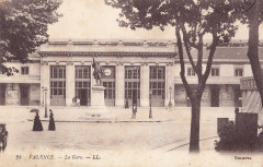 Ll 24 - Valence - La Gare - Valence