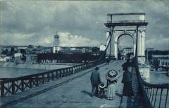Valence - Pont suspendu - Valence