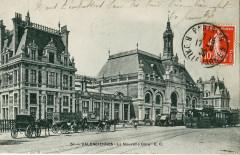 Ec 51 - Valenciennes - La Nouvelle Gare - Valenciennes
