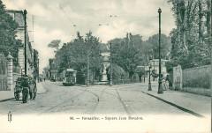 Square Jean Houdon - Versailles